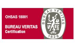 Certificación ISO 18001 Tratenor