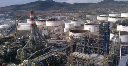 Refinerías y Petroquímicas de Tratenor